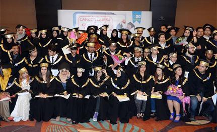 Aptech hosts Career Quest 2014 & student graduation ceremony in Qatar