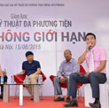Arena Multimedia, Vietnam hosts talk show on multimedia design