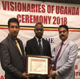 Aptech Uganda receives an honourable recognition